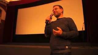 «Сад Эдема»  реж. Альгимантас Пуйпа - обсуждение фильма.