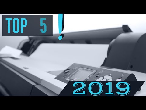 TOP 5: Best All In One Printers In 2019