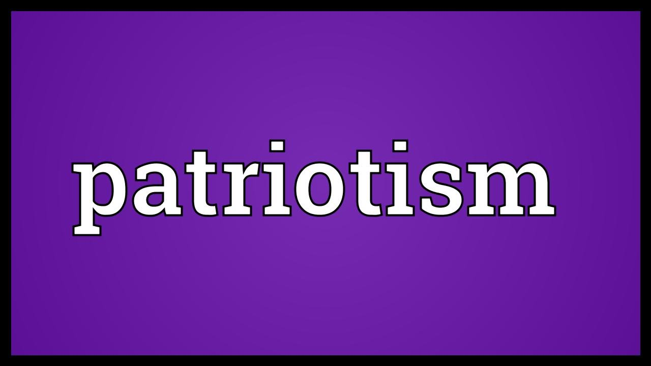 "Essay on ""Patriotism"" Complete Essay for Class 1 , Class"