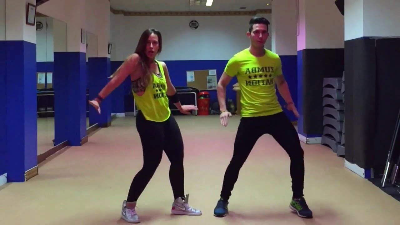 Cake by the Ocean Cover by Halocene  Zumba Fitness