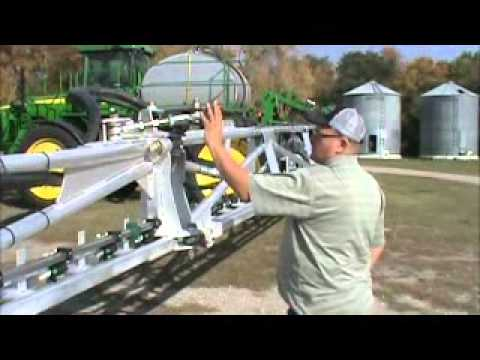Testimonial: Randy F. -Boyd Aluminum Spray Booms for John Deere Sprayers