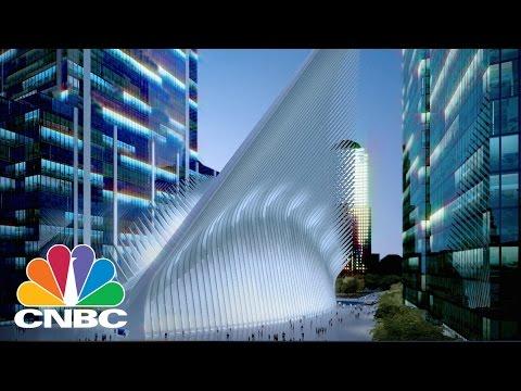Million Dollar Marble Inside World Trade Center's Transport Hub | CNBC