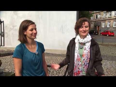 """Unterwegs in Thüringen - """"Unterwegs auf der J. S.  Bach Rad Erlebnisroute"""" - """"Bach by Bike"""""""