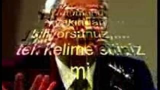 Erdoğan Teziç'in gizli ses kaydı!Darbe Planları deşifre oldu