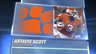 Top 3 Plays from Clemson