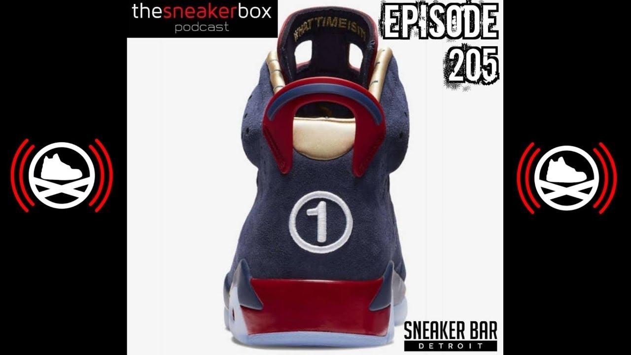 The Sneaker Box Episode 205