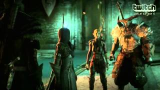 Dragon Age: Inquisition (Gameplay Demo - Twitch) (E3 2014)