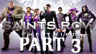 Saints Row: The Third Walkthrough Part 3: Party Time