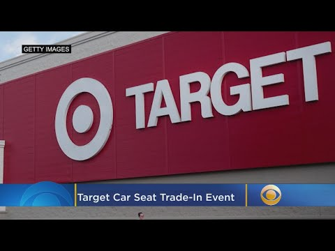 St. Pierre - Target's Car Seat Trade-In Event Is Back!