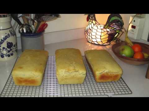 Salt Rising Bread  with Jenny Bardwell and Susan Brown