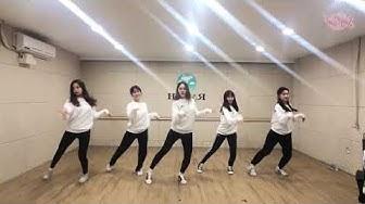 Sugar Tint (슈가틴트) - Heart Ppyong (하트뿅) Mirrored Dance Practice