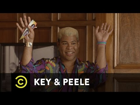 "Key & Peele - ""Gremlins 2"" Brainstorm - Uncensored"