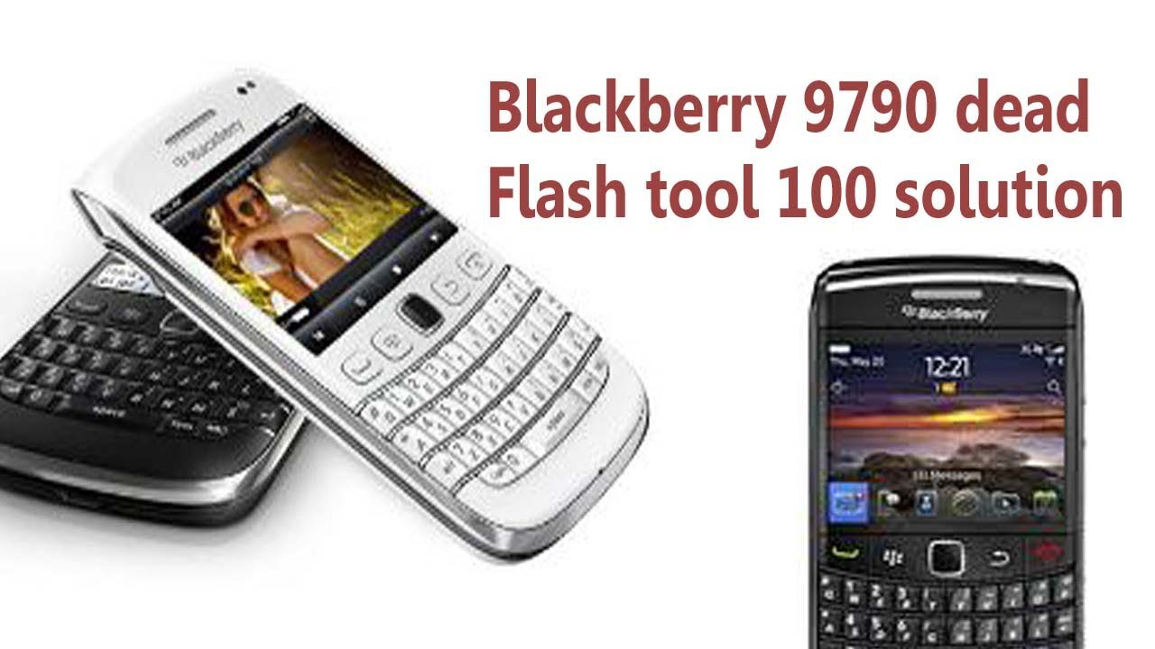 blackberry 9790 dead flash tool 100 solution
