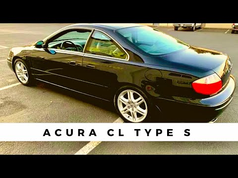 2003 Acura CL Type S (6sp Manual Transmission)