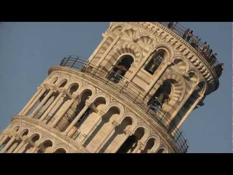 Leaning Tower of Pisa FALLS OVER!!!