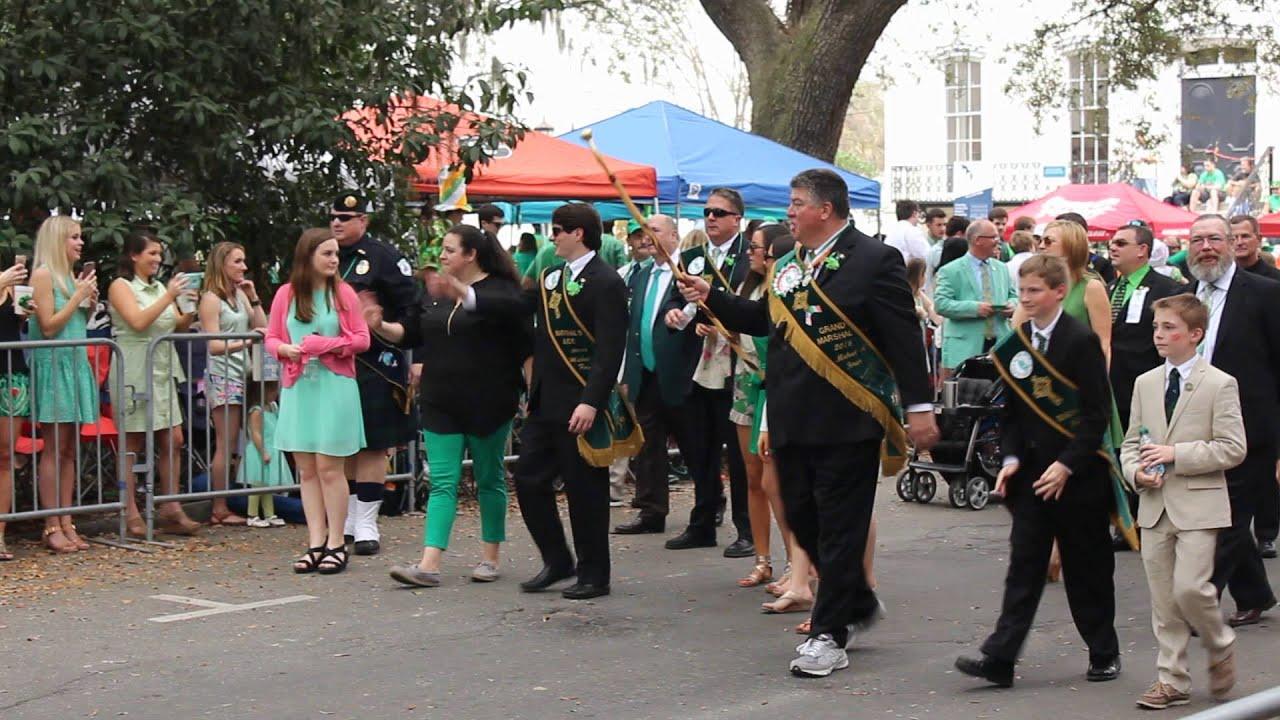 Bagpipes and the Savannah St. Patrick's Day Parade Grand ...
