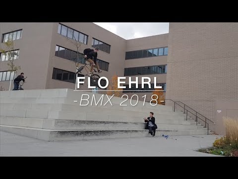 Flo Ehrl - BMX 2018