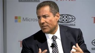 HBO CEO Richard Plepler on Creative Process for Cable TV