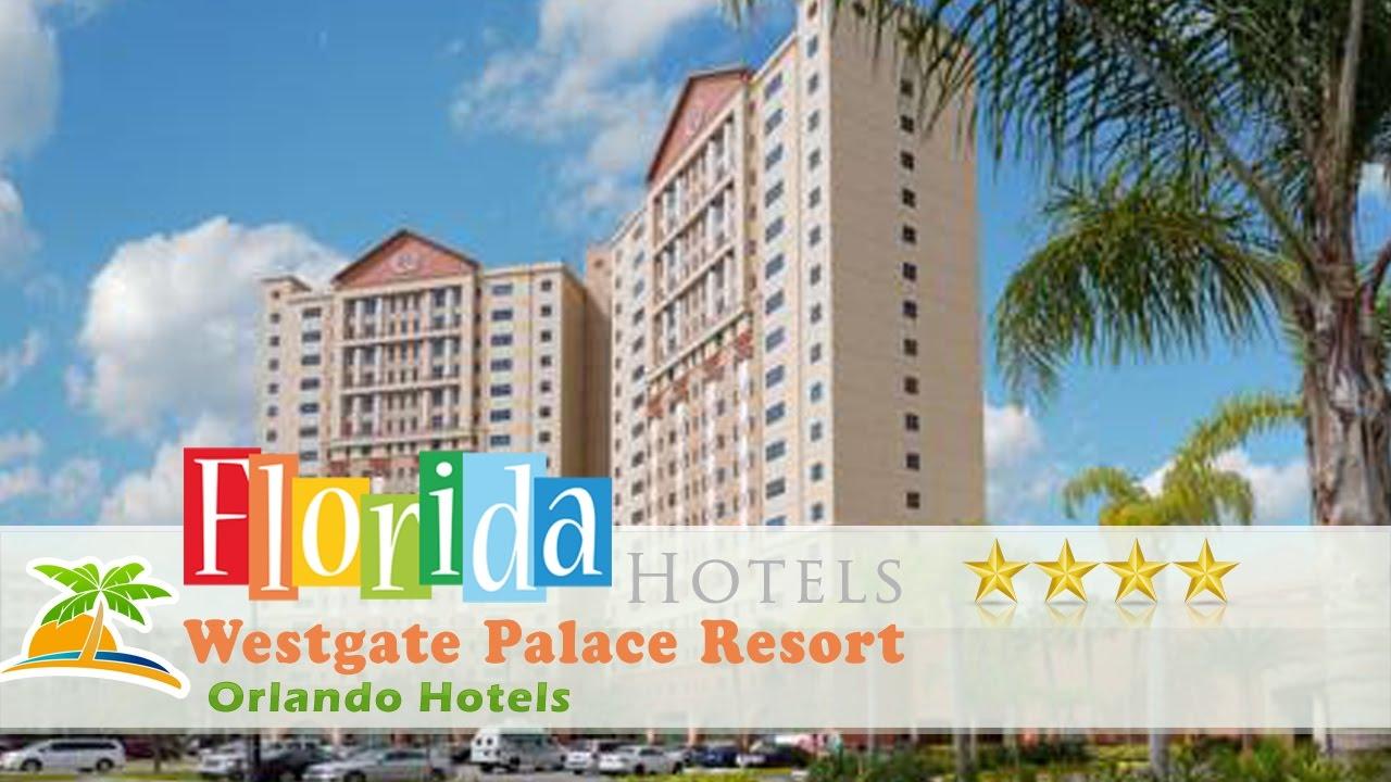 Westgate Palace Resort - Orlando Hotels, Florida - YouTube