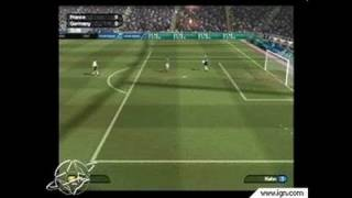 World Tour Soccer 2002 PlayStation 2 Gameplay_2001_11_21_1