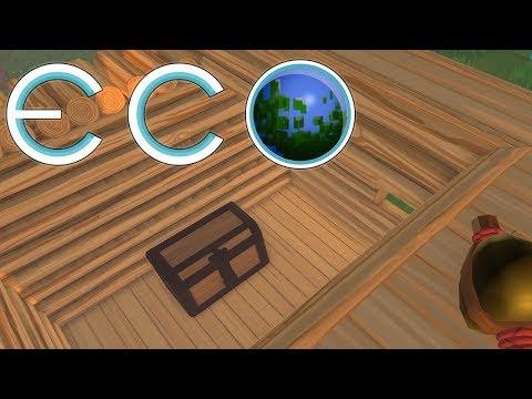 ECO 🌎 Richtig Skillen - das A und O • Let's Play ECO [05]