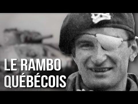 Léo Major: Le RAMBO QUÉBÉCOIS