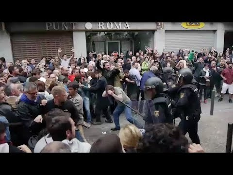 Spain: Police Used Excessive Force in Catalonia