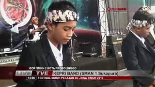 Download Video KEPRI BAND (SMAN 1 SUKAPURA) | PASSION 2018 MP3 3GP MP4