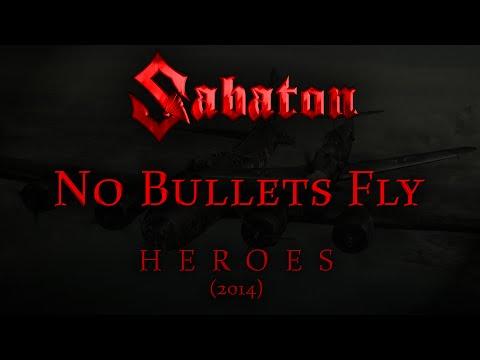 Sabaton - No Bullets Fly (Lyrics English & Deutsch)