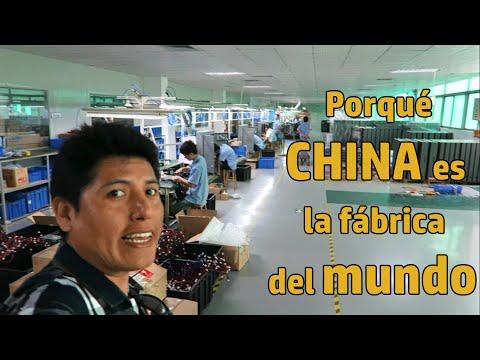 Porqué China es la fábrica del mundo - Rompiendo mitos
