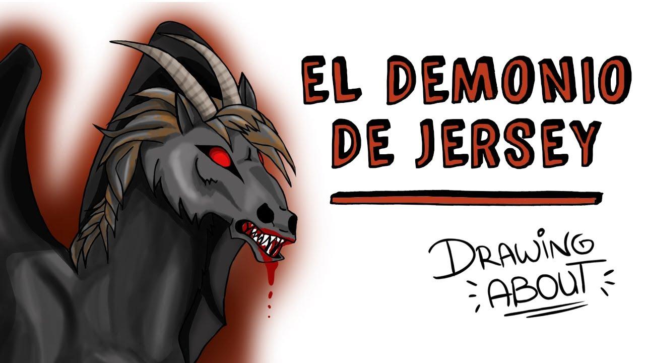 EL DEMONIO DE JERSEY | Draw My Life