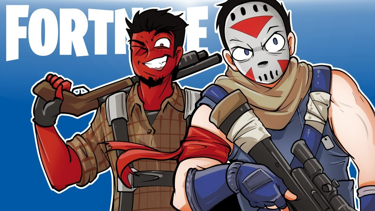 FORTNITE BATTLE ROYALE - Taking on the world! (Squad Match!)