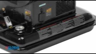 Portable Radiant Kerosene Heater