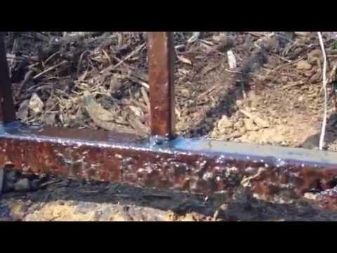 Wrought Iron Fence 2 Part Epoxy Primer Sealer