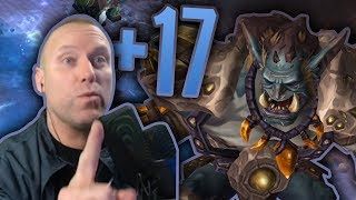 FREE IDEAS - Frost DK Mythic+ 17 Neltharion's Lair Highlights - Legion 7.3.5