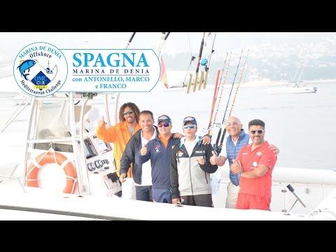 Tonni da 200/300 Kg all' Offshore Mediterranean Challenge Spagna 2016
