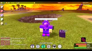 How to activate a Gate to the void world (Roblox Booga Booga)