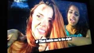 Hollyoaks Carmel McQueens last Scene