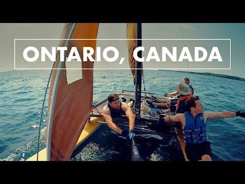 Canada Travel - Super Vlog - Ontario