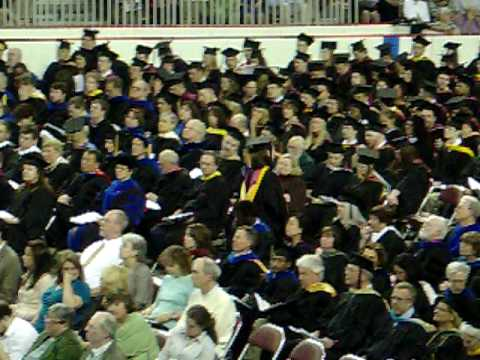 Erins Masters Graduation From Gannon University In Erie Pa May