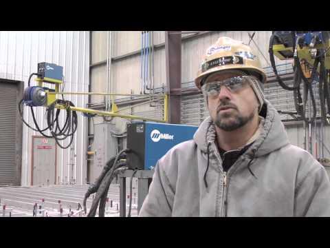 Miller's AlumaFeed™ System Excels in Aluminum Shipbuilding