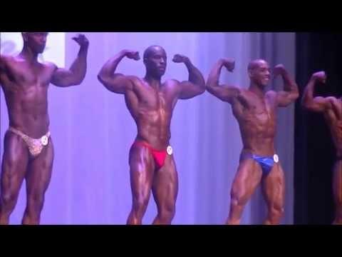 Men's Open Tall - 2014 OCB Natural Bodyz Classic