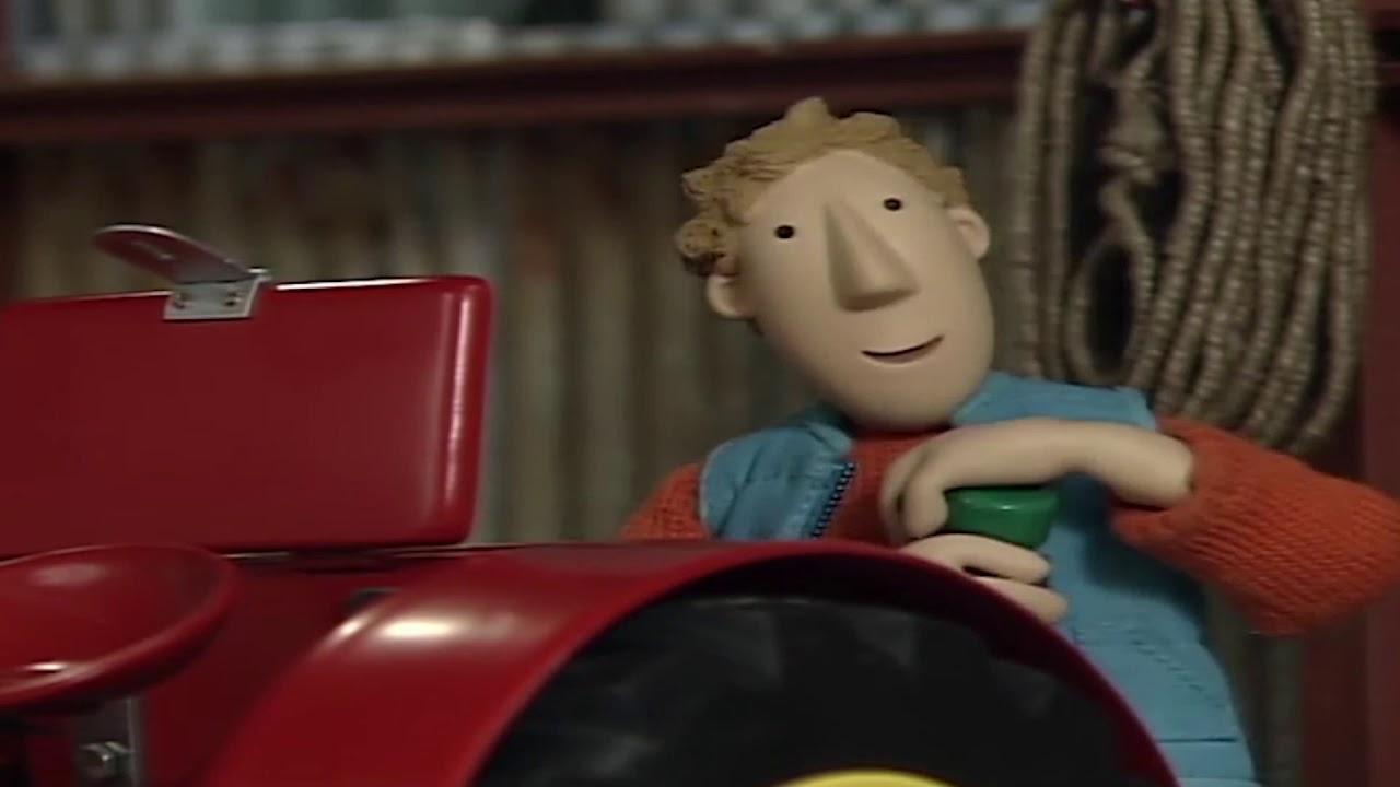 Kleiner Roter Traktor Urknall Kinderfilme - YouTube