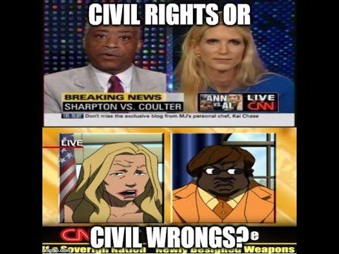 Al Sharpton vs. The Boondocks: A Civil Rights Analysis