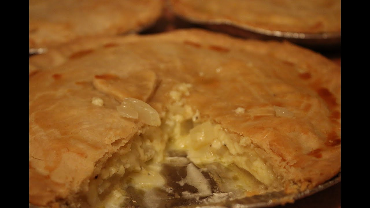 How to make Cheese u0026 Onion Pie & How to make Cheese u0026 Onion Pie - YouTube