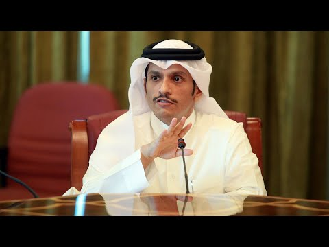 A Conversation With Foreign Minister Sheikh Mohammed bin Abdulrahman Al Thani of Qatar