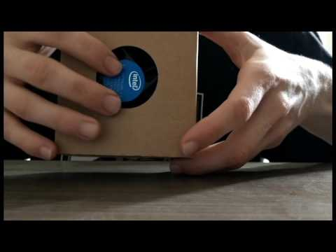 Unboxing Intel Core I5 6400