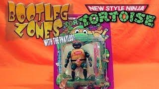 Bootleg Zones: New Style Ninja Tortoise
