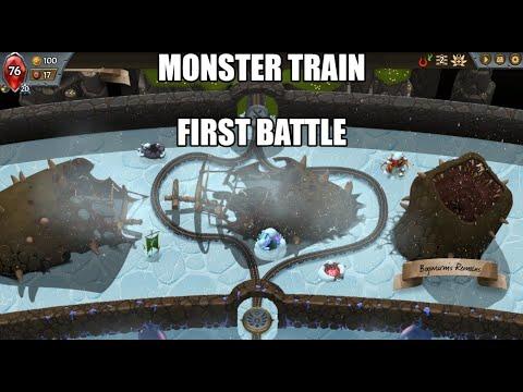 Monster Train First Battle |