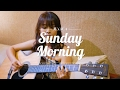 Sunday Morning - Maroon 5 (Jessica guitar acoustic cover)